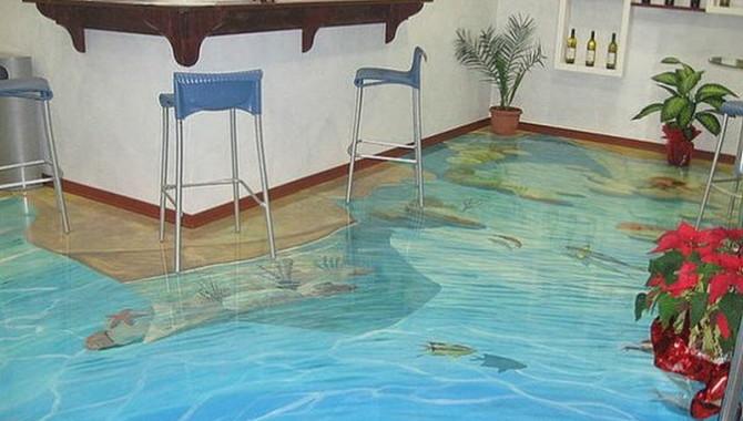 Все о наливных полах