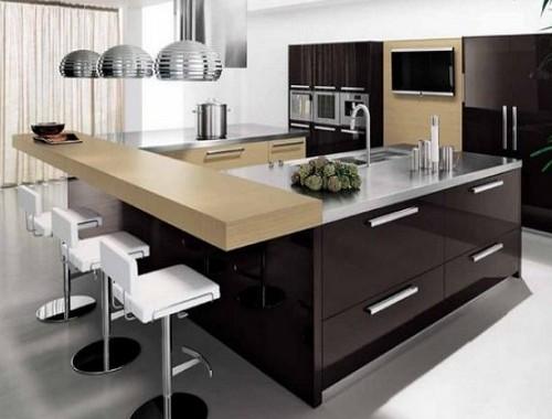 Как выбрать барные стулья для своей кухни?
