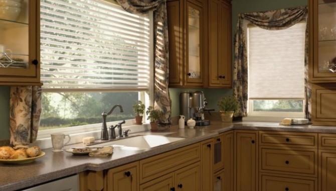 Жалюзи — идеальный вид штор для всех типов окон