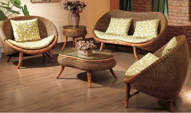 Почему мебель из искусственного ротанга пользуется такой популярностью?