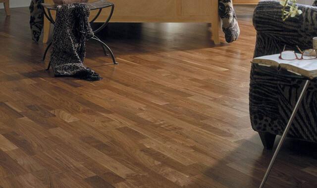 Где нужноиспользовать инженерный деревянный пол?