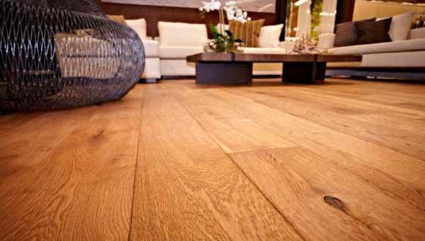 Новая тенденция фактурного деревянного настила