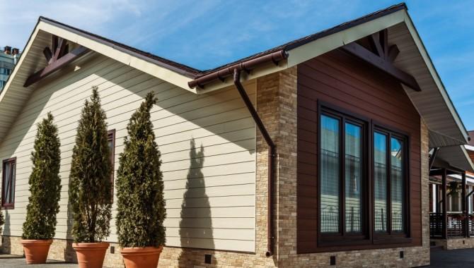 Как сделать стильный и красивый фасад дома?