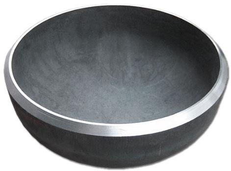 Заглушка элиптическая стальная: характеристики и сфера применения