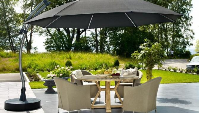 Как зонт садовый купить в Москве?